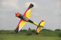 "Pilot RC Slick 67"" gelb/rot/schwarz 01"