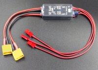 DPS-25 V2 Akkuweiche (XT) m. elektr. Sicherheitsschalter