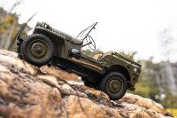 FMS 1941 Willys MB Scaler 1:12 - Crawler RTR 2.4GHz