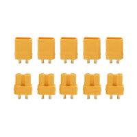 XT30 Buchse oder Stecker  mit Goldkontakten 2mm