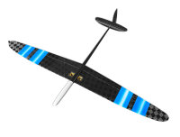 Kite ARF CFK DLG/F3K Strong Weiss/Blau 1500mm inkl....