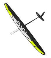 Kite ARF CFK DLG/F3K Strong Weiss/Gelb 1500mm inkl....