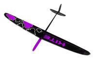 Kite ARF CFK DLG/F3K Regular Violett Cloud 1500mm inkl....