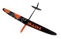 Kite ARF CFK DLG/F3K Regular Orange Cloud 1500mm inkl....