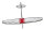 Kite ARF CFK DLG/F3K Regular Orange Cloud 1500mm inkl. Schutztaschen