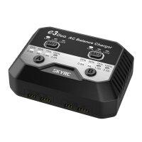e3 Duo AC LiPo 2-3s 2.2A 2 Kanal