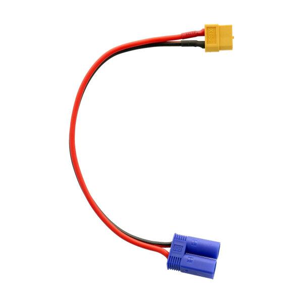 Ladekabel XT60 für Akku EC5-Buchse