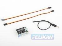 USB Interface HPP-22,  passend für Hitec Sender,...