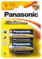 Panasonic Alkaline LR14 Baby im 2er Pack