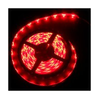 LED Flex Stripe, rot, 12V, 10cm, 12 LED´s pro 10...