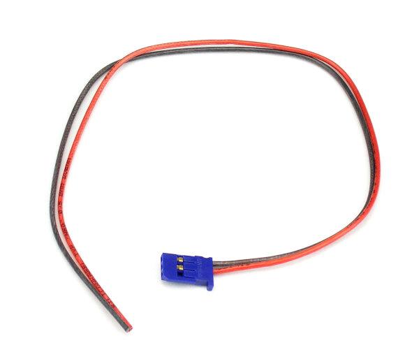 Empfänger Akkukabel System Futaba, Silikon 0,5mm
