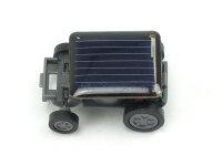 "Solar-Mini-Auto ""Sun Car"", schwarz"
