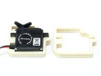 6mm Servohalter für  Robbe Futaba S3150  (VE 2...