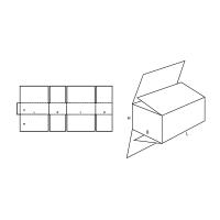 Verpackungskarton 1590x270x100mm