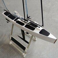 Hacker Reggae 21 Rennsegelboot RG65 Klasse Baukasten
