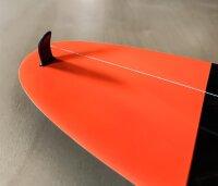 PNP Mini Dart 2 DLG GFK Orange Gelb 1000mm inkl. Schutztaschen