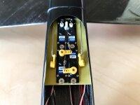 PNP Mini Dart 2 DLG GFK Grün Gelb 1000mm inkl. Schutztaschen