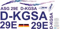 Dekorbogen ASG 29 Elektro