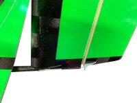 Hepf H5J 340cm Elektro Super-PNP F5J-Thermiksegler Glas-Carbon/Grün inkl. Schutztaschen
