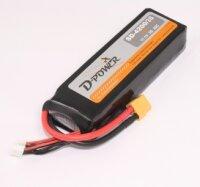 D-Power SD-4200 3S Lipo (11,1V) 45C