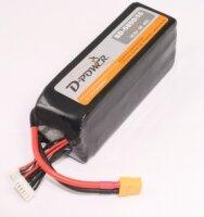 D-Power SD-5800 5S Lipo (18,5V) 45C