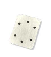 Vliesscharnier  0,20 mm 12 Stück