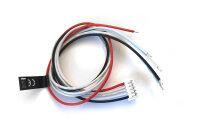 Lipo Sensorkabel 5 polig, 0,33mm²