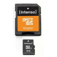 Intenso Micro Secure Digit Speicherkarte 8GB SDHC