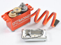 Servo DYMOND DS-X TG HV brushless digital...