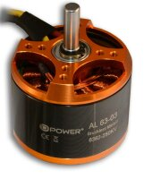 D-Power BL-Motor AL 63-03 Brushless Motor