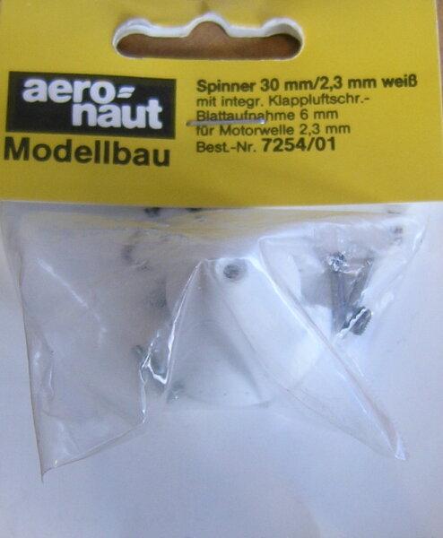 Spinner mit Luftschrauben Befestigungsgrundplatte 3,2mm