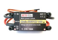 Jeti RC Main Switch 100