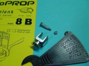 Klappgelenk 8B D 50mm