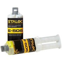 STALOC E-505 Epoxidklebstoff 25ml transparent
