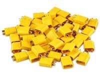 XT30 Stecker 2mm Goldkontakt