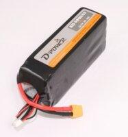 D-Power SD-5800 6S Lipo (22,2V) 45C - mit XT-60 Stecker