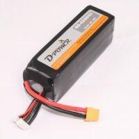 D-Power SD-4200 6S Lipo (22,2V) 45C - mit XT-60 Stecker