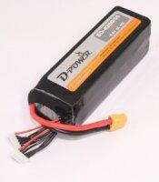 D-Power SD-4200 5S Lipo (18,5V) 45C - mit XT-60 Stecker