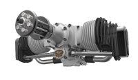 Fiala FM170B2-FS 4-Takt Benzin Boxermotor 170ccm