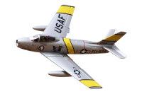 F-86 Sabre EDF Modell 80mm EDF