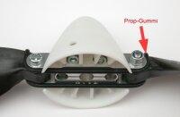 Prop-Gummi XS für HE Mittelteile 29-38mm (4 Stück)