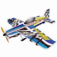 MXS-804 Vector ARF Racing Blau
