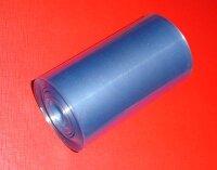 Schrumpfschlauch transp. klar, 45 mm flach, ø 29...
