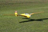 Musger MG-19 400cm gelb