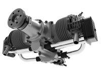 Fiala FM85B2-FS 4-Takt Benzin Boxermotor 85ccm mit...