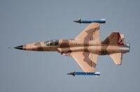 F-5 Tiger Desert PNP 80mm EDF