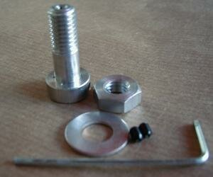 Aeronaut Mitnehmer 3,2mm