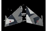 Freewing Su-35 Flügelset Grau (camo)