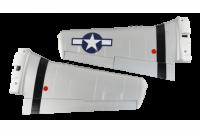Freewing P-51 Flügel Set