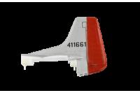 Freewing P-51 Seitenruder